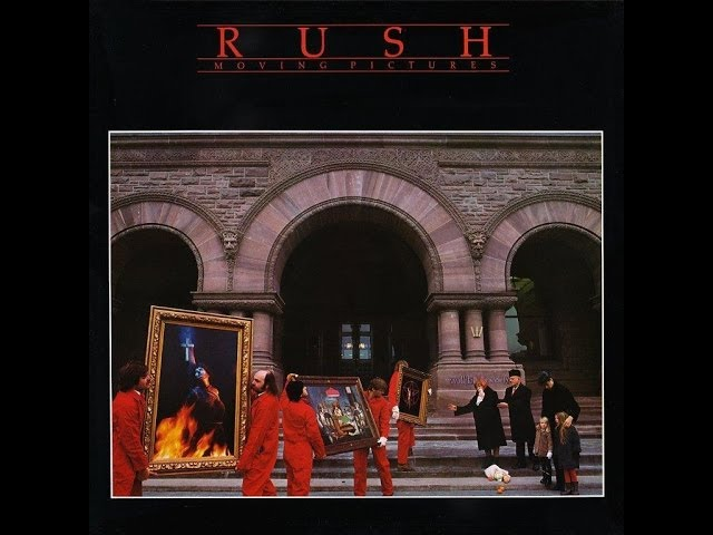 Rush- Moving Pictures (Full Album)