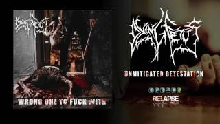 "DYING FETUS -""Unmitigated Detestation"" (Official Audio)"
