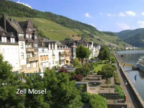 Mosel - Zell Mosel - Urlaub im Ferienhaus Inselblick - Exklusive Ferienwohnungen an der Mosel