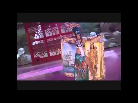 Nicaragua en Miss Universo