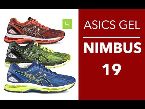 Asics Gel Nimbus 19, ? análisis de la zapatilla de running de máxima amortiguación ?