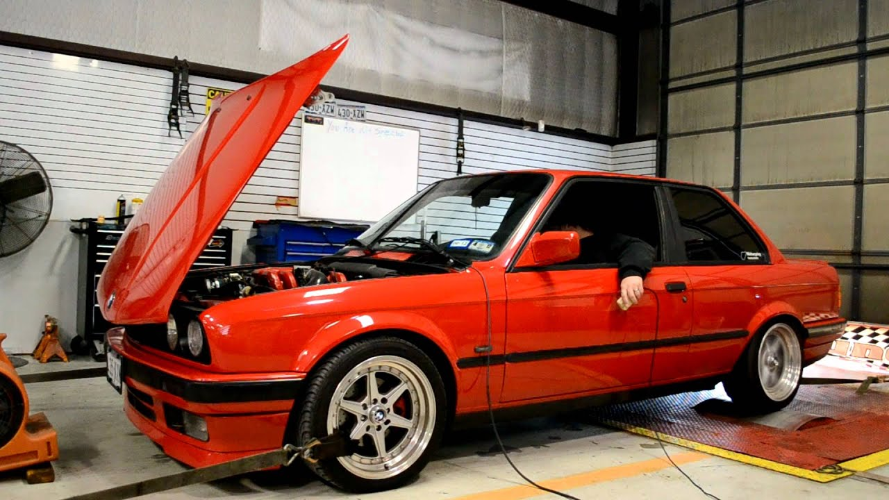 m42 turbo 10psi e30 318is bmw dyno pull 3 youtube. Black Bedroom Furniture Sets. Home Design Ideas