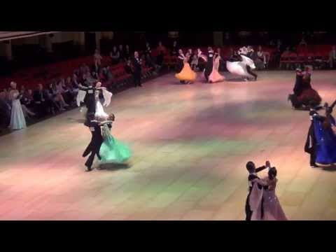 Blackpool 2013 Junior Ballroom Quickstep Semi-final