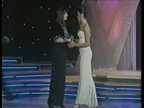 Miss World 1990 - Crowning Moment