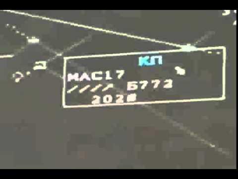 """MH17 Vliegt weg van """"crash"""".   Radar onthult de waarheid."""