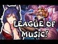 League of Music - Español l Episodio #1 MP3