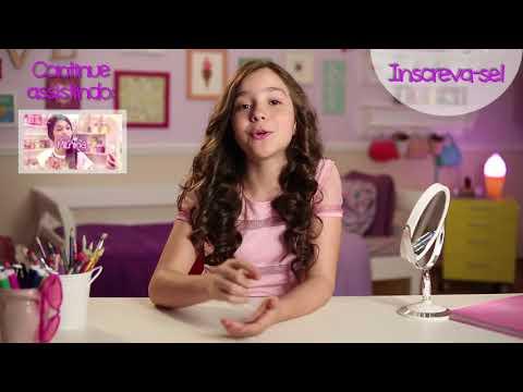 Cachos de cinema com Camila Pimenta ❤ Mundo da Menina