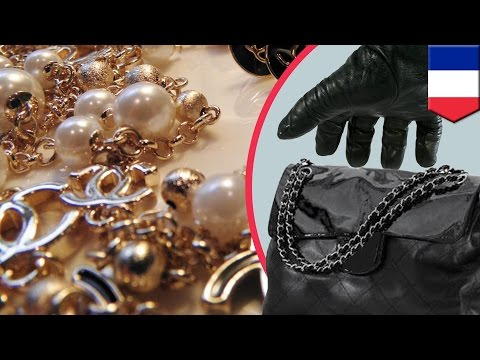 Chanel Jewelry robbery: $5.4m worth of jewelry stolen when Paris thieves snatch handbag