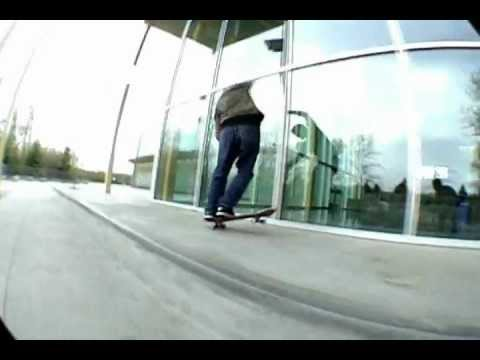 Mosaic Skateboards Graeme Betts 2007..ya gotta see this !!