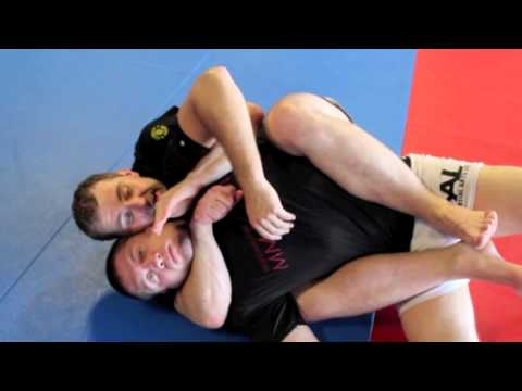 Back Attack Series flow drill for mma and bjj part 4 Image 1
