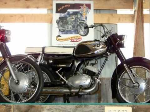 Classic Motorcycle Collection For Sale