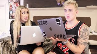 Taking Sociopath Quizzes with Jake Paul