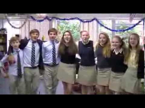 Happy New Year from Palm Beach Day Academy - 12/30/2013