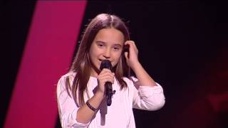 Margarida Sousa - Embeiçados - The Voice Kids