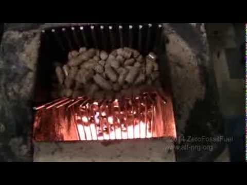 #354 Rocket stove heater wood pellet mod!!!