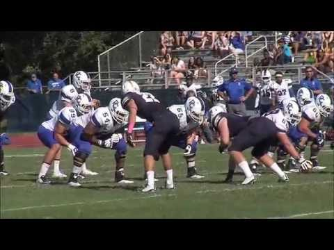 Presbyterian College Football - PC 7, No. 22 Charleston Southern 3