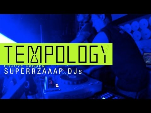 SUPERRZAAAP DJs @TEMPOLOGY Music Festival Bangkok 2013