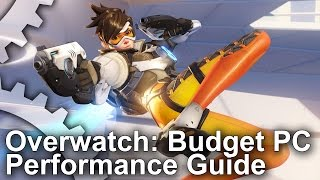 Overwatch: Budget PC Performance Guide (i3/750 Ti and R7 360)
