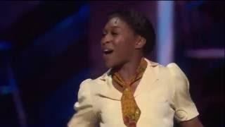 70th Annual Tony Awards The Color Purple 2016 Cynthia Erivo Danielle Brookes Heather Headley