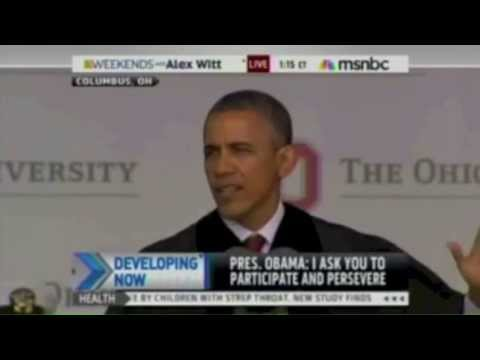 Barack Obama: Reject Voices Warning About Government Tyranny - 5/5/13