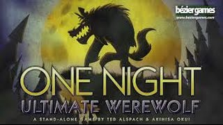 One Night Ultimate Werewolf: Roll & Move Reviews Junior Review Crew
