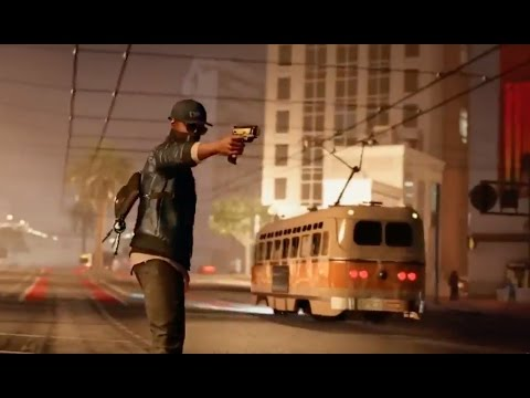 Watch Dogs 2 Online Multiplayer Trailer - Gamescom 2016
