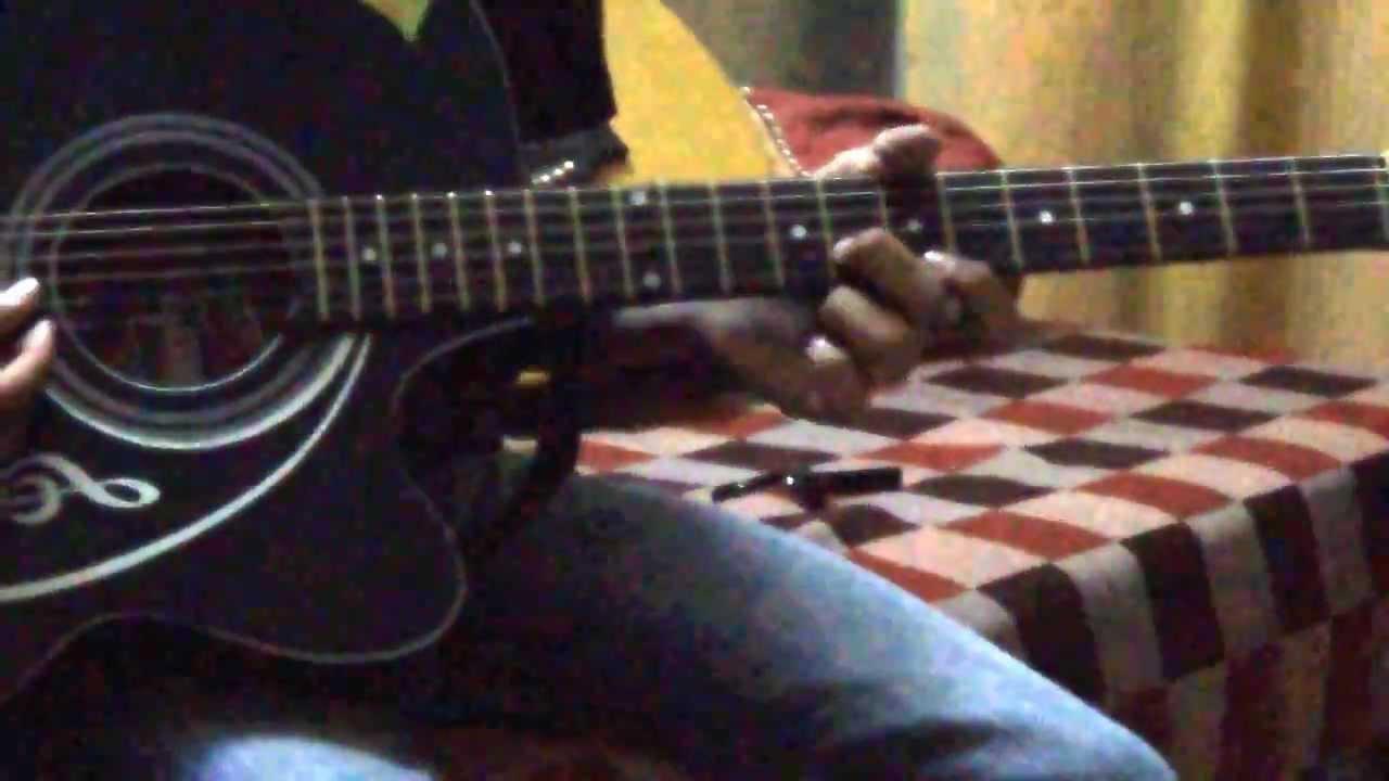 Raabta Agent Vinod Guitar Tutorial - YouTube