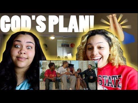 Drake - God's Plan Reaction | Perkyy and Honeeybee