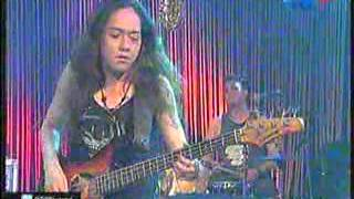 Serigala Lapar - Krosboi - Live on Taman Buaya Beat Club TVRI