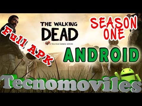 The Walking Dead - Season One The Game para Android [APK] [PRO] [Full]