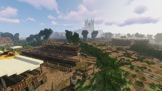 WesterosCraft Walks Episode 101: King's Landing Tourney Grounds and Surrounding Lands