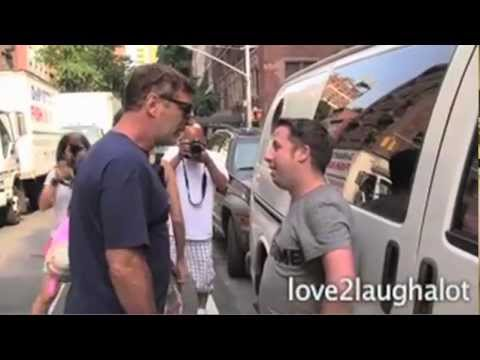 Alec Baldwin Attacks -