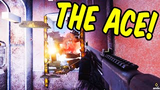 THE ACE! - Rainbow Six Siege Funny Moments & Epic Stuff