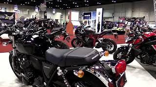 2018 Honda CB1100 Orlando Complete Accs Series Lookaround Le Moto Around The World