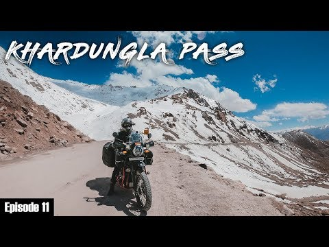 Khardungla Pass spoiled our Road Trip | Leh to Khardungla | 2019 Ladakh Ep:11 | #WhereDoWeGoNow