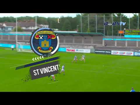 2019 Dublin SHC Quarter Final - St Vincents v Ballyboden St Endas - Part 1