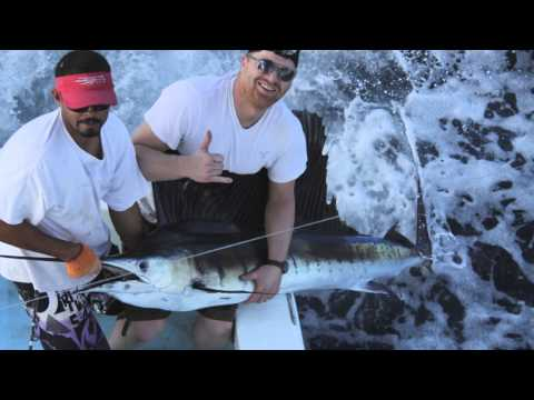 MARLIN FISHING COSTA RICA with CAPTAIN BOBBY MCGUINNESS