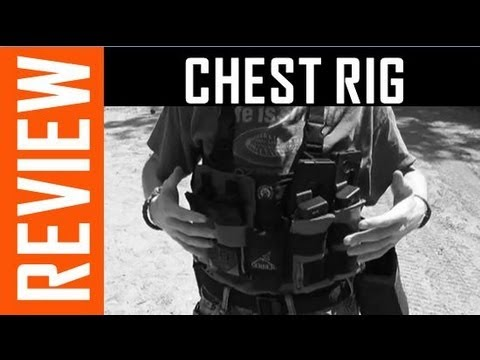 Homemade Chest Rig - Personalized and Cheap!