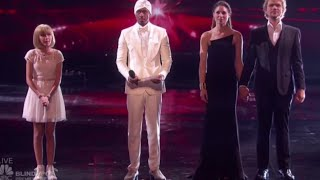 The Finale | AND THE WINNER IS… | America's Got Talent 2016