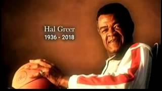 Remembering Hal Greer