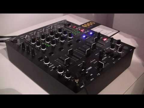 BEHRINGER DJX900USB DJ Mixer - NAMM 2011