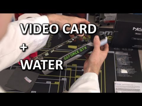 ULTIMATE Water Cool your Video Card