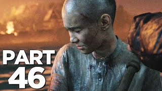 THE LAST OF US 2 Walkthrough Gameplay Part 46 - ESCAPE (Last of Us Part 2)
