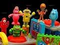 Yo Gabba Gabba DJ Lance Boombox Mega Bloks - itsplaytime612