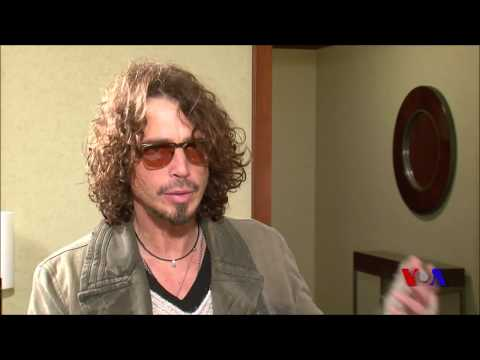 Chris Cornell Talks About Dreams, Death and Layne Staley