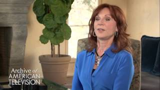 Marilu Henner discusses working with Judd Hirsch on