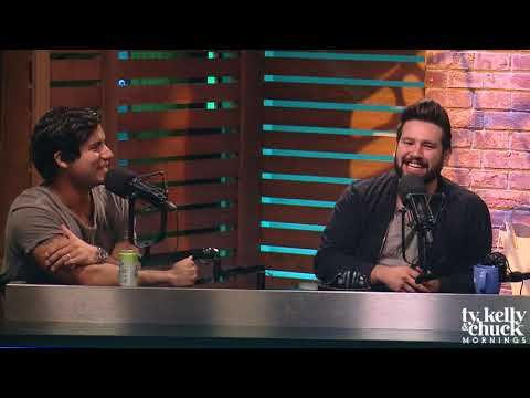 "Dan + Shay Discuss Shooting the ""Tequila"" Music Video in Colorado - Ty, Kelly & Chuck"