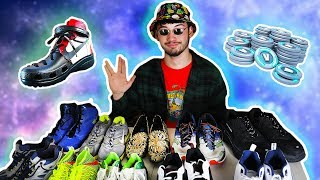 TIMOTHY GREEN'S SNEAKER COLLECTION