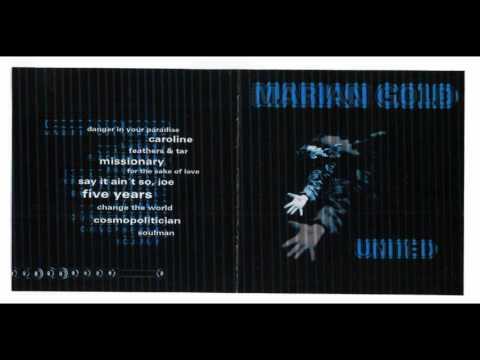 Marian Gold (Alphaville) / United (Full Album) 1999