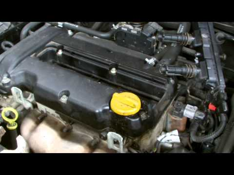 AMY AMY - Opel / Vauxhall Fuel Filter Location